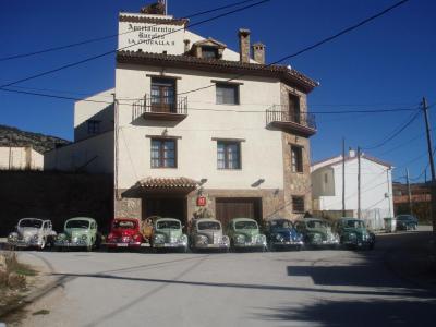 gran imagen de Apartamentos Rurales La Muralla II