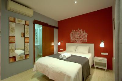 Bonita foto de Hostel Artistic Barcelona