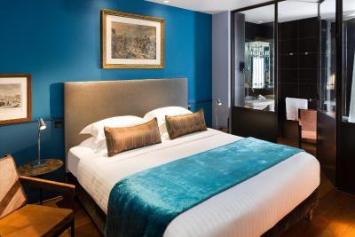 Hotel Spa La Belle Juliette Paris France