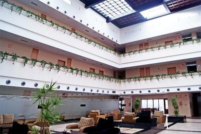 Bonita foto de Hotel Andalussia