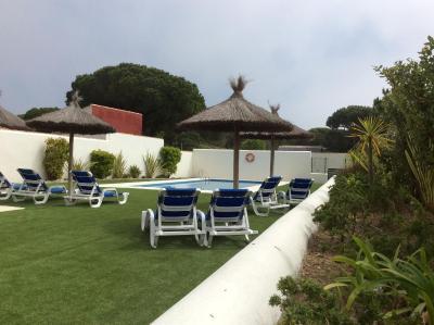 Bonita foto de Villas La Barrosa