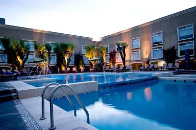 Plaza camelinas hotel quer taro mexico for Hotel luxury queretaro