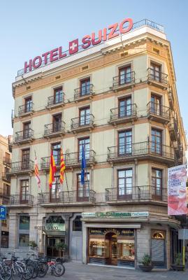 gran imagen de Hotel Suizo
