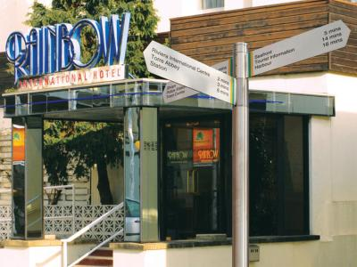 Riviera Hotel Rainbow Int Hotel Torquay Uk