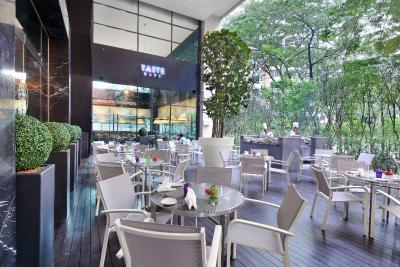 G hotel gurney george town malaysia for Gurney hotel penang swimming pool