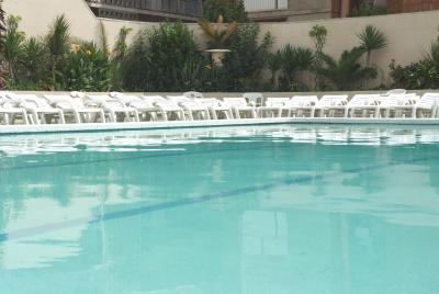 Bonita foto de Hotel Mont-Rosa