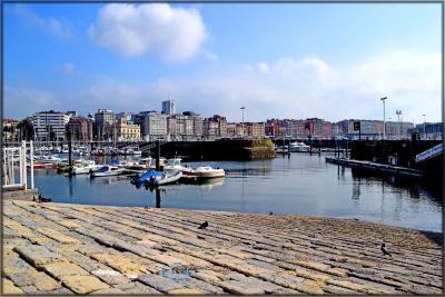 Bonita foto de Hostel Gijón Centro