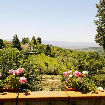 Albergo Le Terrazze, Trespiano – Prezzi aggiornati per il 2018