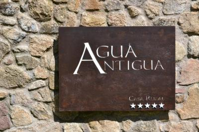 Agua Antigua Casa Rural imagen