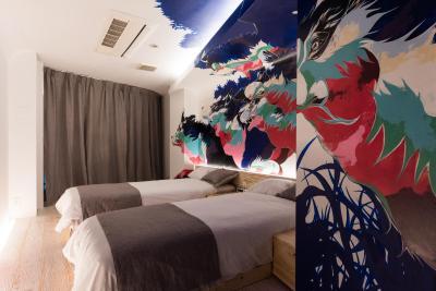 more details of Artist Hotel-BnA HOTEL Koenji(藝術家酒店-BNA高圓寺酒店) | Tokyo, Japan(日本東京都)