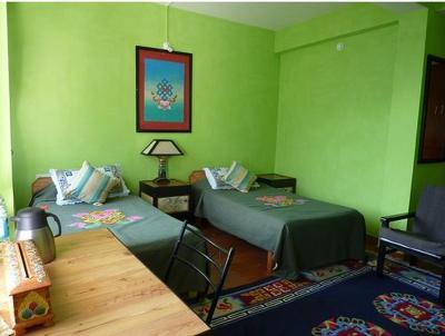 Tripvillas 8 Auspicious Him View Hotel McLeod Ganj India