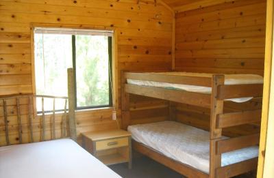 Resort Village Yosemite Lakes Bunkhouse Cabin 35 Harden Flat CA