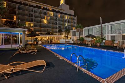 hotel el tropicano riverwalk san antonio tx. Black Bedroom Furniture Sets. Home Design Ideas