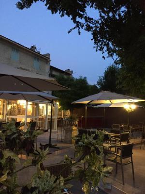 Domaine hotel restaurant du parc g menos avec des photos for Hotel avec restaurant