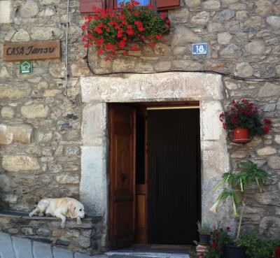 Bonita foto de Casa Jansu