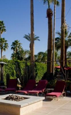 accommodations Desert paradise gay