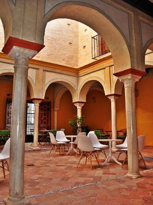 Bonita foto de Frenteabastos Hostel & Suites