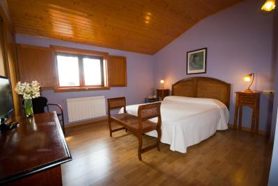 Hotel A Palleira foto