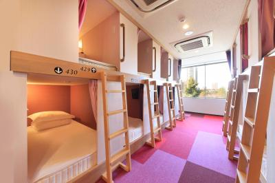 more details of Centurion Ladies Hostel Ueno Park (Female Only)(上野公園百夫長女士旅館-只限女性) | Tokyo, Japan(日本東京都)