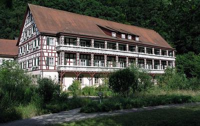 thermen hotel duitsland bad liebenzell. Black Bedroom Furniture Sets. Home Design Ideas