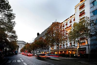 Hotel Friedland Paris