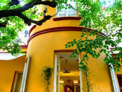 Foto del Feetup Garden House Hostel Barcelona