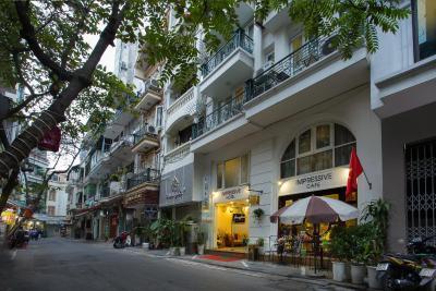 Khách Sạn Impressive Hà Nội