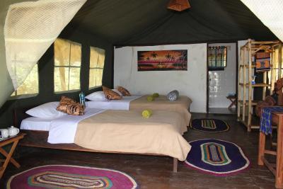 Zarafa Tented Camp