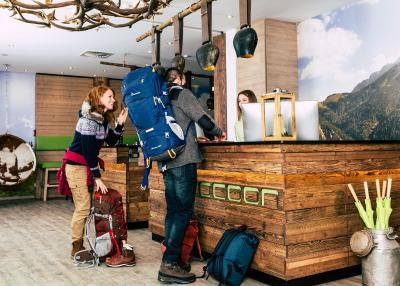 hotel cocoon hauptbahnhof munich germany. Black Bedroom Furniture Sets. Home Design Ideas