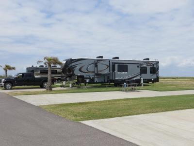 Galveston Island Rv Resort Tx Booking Com
