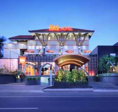 Hotel ibis bali kuta indonesia for Bali indonesia hotel booking