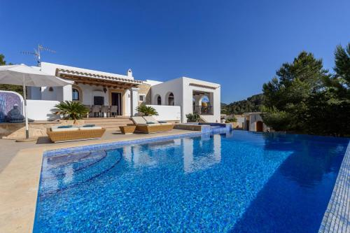 Villa Almond San Antonio Bay Updated 2019 Prices