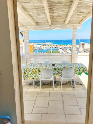 Guesthouse La terrazza sul porto (Salento), San Foca, Italy ...