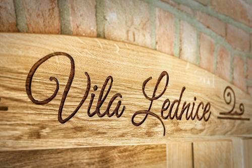 Vila Lednice