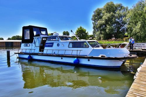 House Boat Catamaran