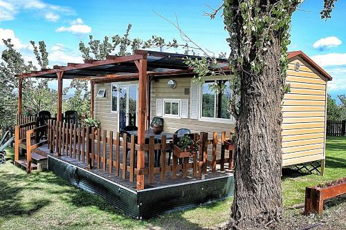 bungalow panoramico lago