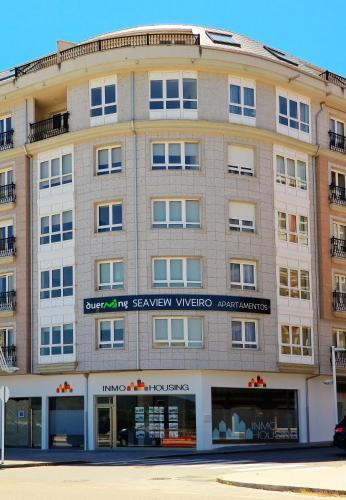 Apartamentos Duerming Sea View Viveiro