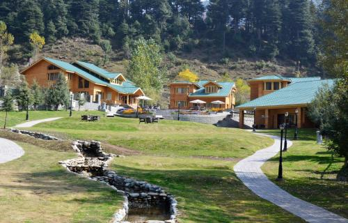 Kolahoi Green Resorts, Pahalgam