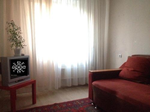 Гостиная зона в Апартаменты на Светлогорской 27