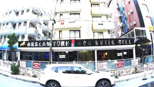 Arslanturk Ada Buti̇k Hotel