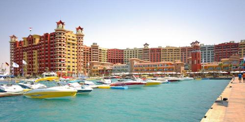Private Units in Porto Marina Resort