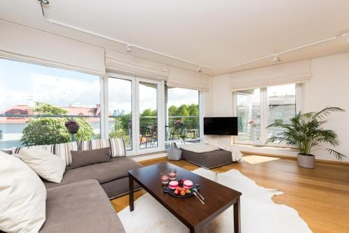Spacious apartment at Reeder´s residence