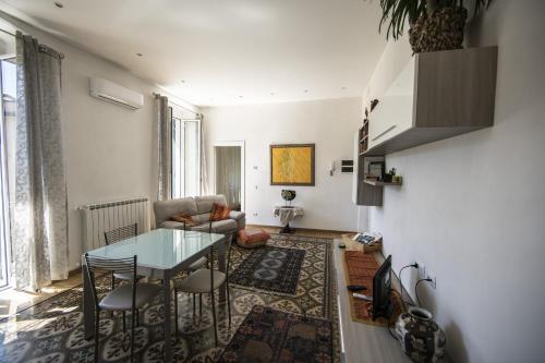 Annalisa's flat
