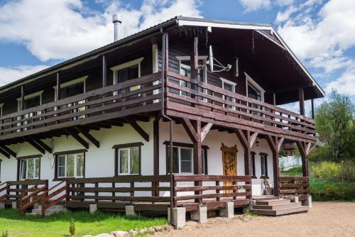 Cottage Alpiyskiy domik