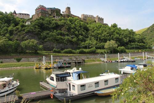 Hotel Hausboot Bounty (Duitsland Sankt Goar) - Booking.com