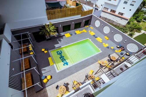 Amistat Island Hostel Ibiza