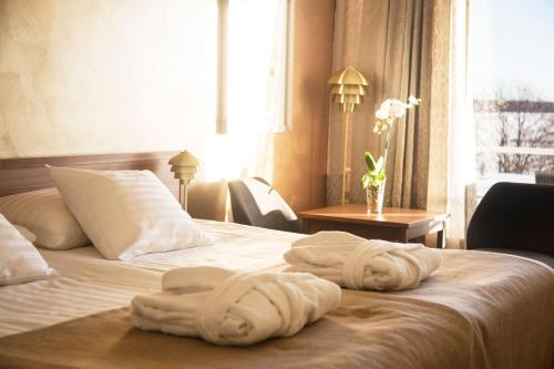 Klaraposten far ge plats for lyxhotell