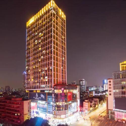 Guangzhou Beijing Road IYUMI Apartment