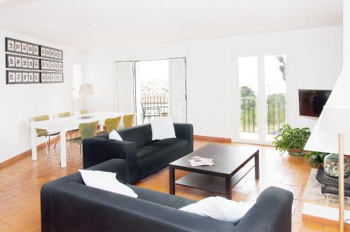 Tranquilo apartamento con espectaculares vistas de Cadaqués