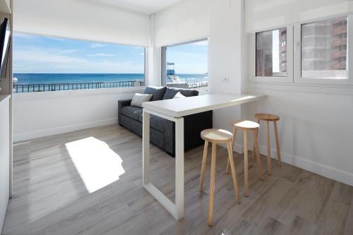 Apartamentos Egona Zarautz sobre el mar
